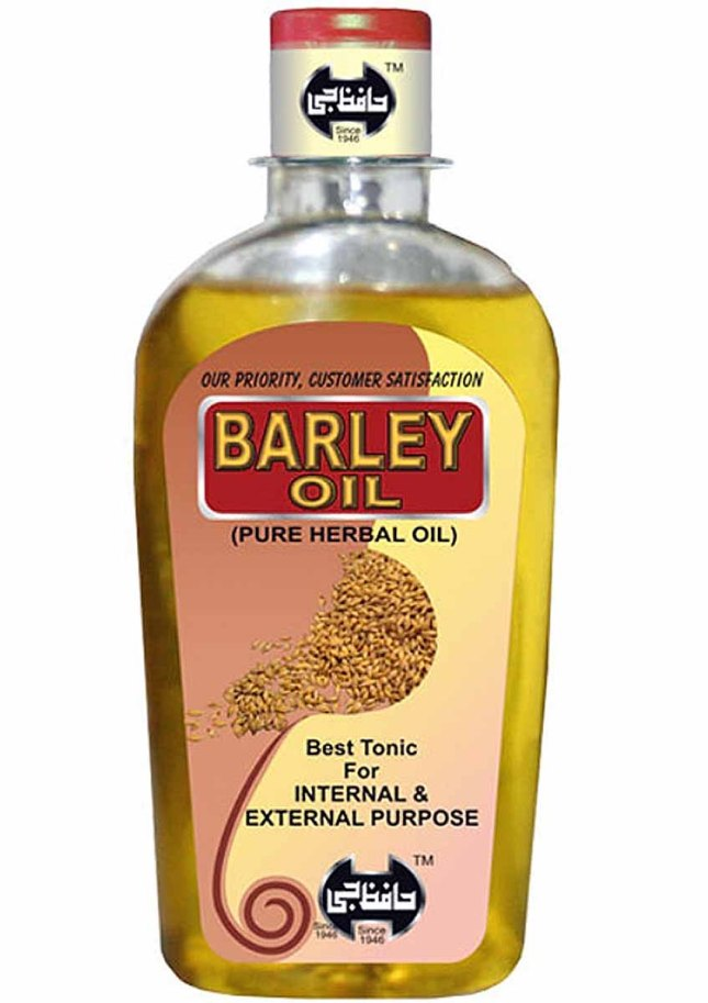 barley-oil